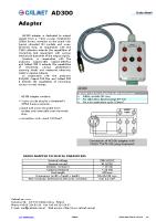AD300 data sheet