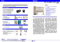 Astel data sheet