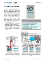 CC11 data sheet