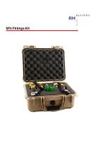RHS_SF6 Fittings Kit_V1.0
